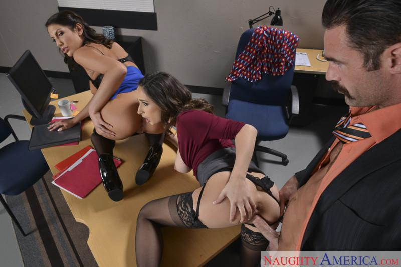 August Ames 5